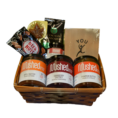 Fall Fun Gift Basket
