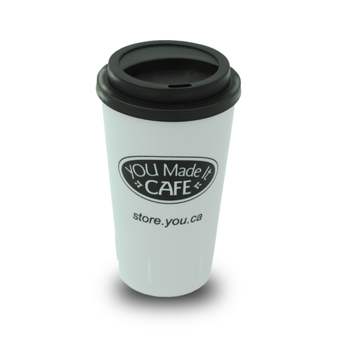 YOU Made It Café Coffee Tumbler