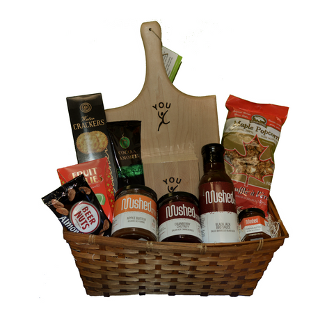 Ultimate Fall Gift Basket