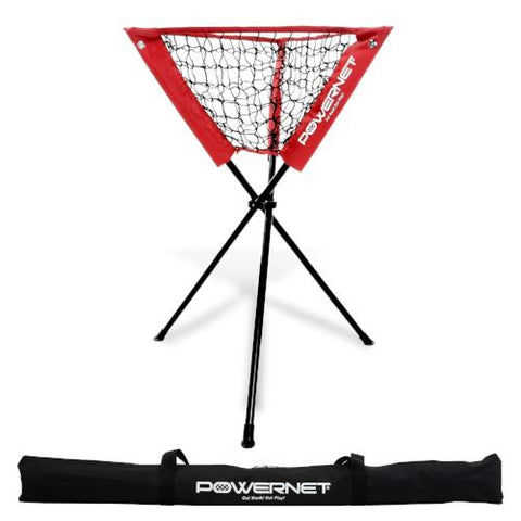 PowerNet Baseball/Softball Portable Batting Practice Ball Caddy