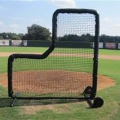 Maximum Velocity Sports - PRO L-Screen Protective Screen Baseball Softball Training