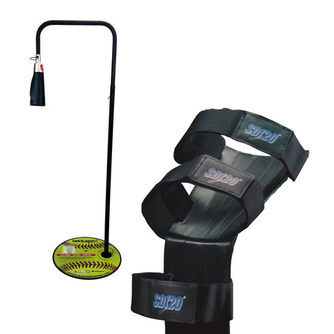 Maximum Velocity Sports - Backspin Tee Baseball Tee And Swing Doctor 120