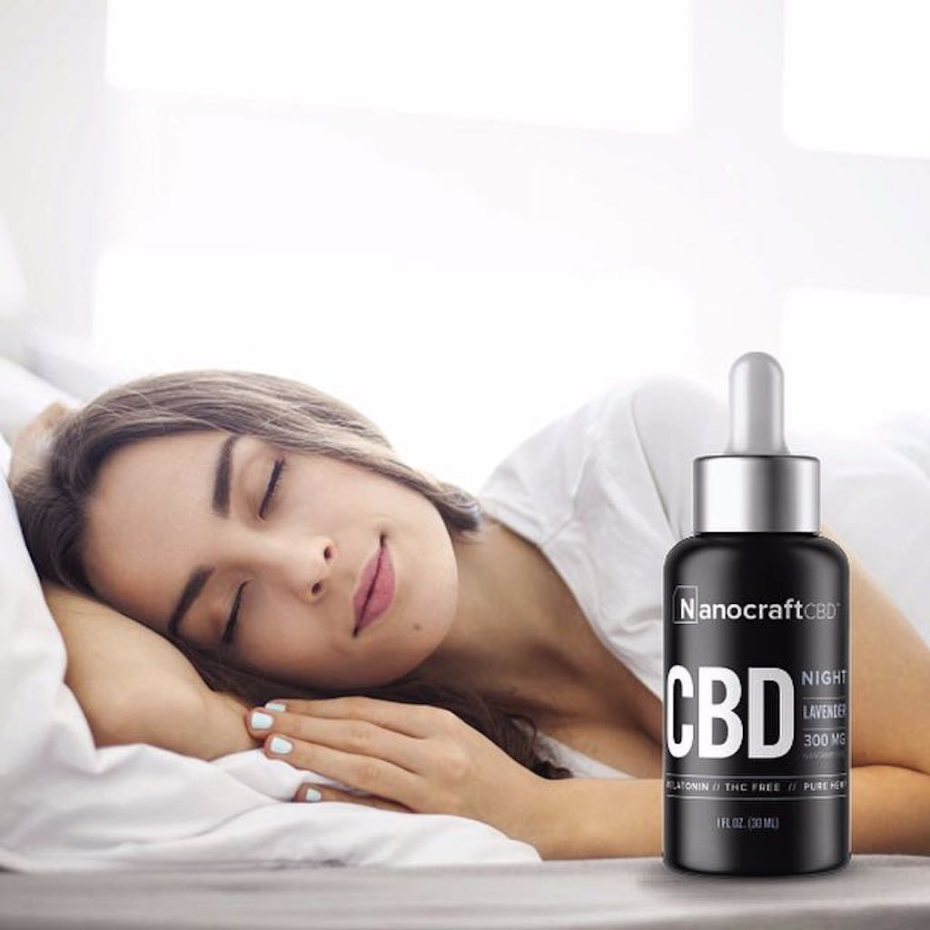 CBD, Melatonin & Sleep Disorders: The Natural Substitutes.