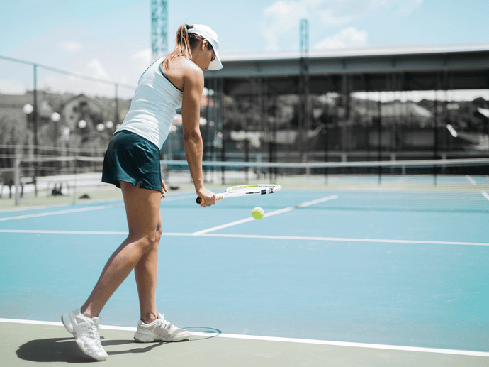 CBD For Tennis Injury: Cannabidiol On The Court