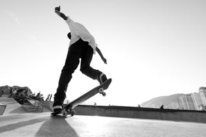 CBD For Skateboarding: Cannabidiol On The Ramps