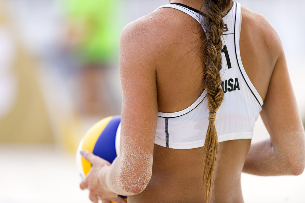 Using CBD For Volleyball - Everything You Need To Know