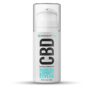 Cooling CBD Sports Cream 500mg