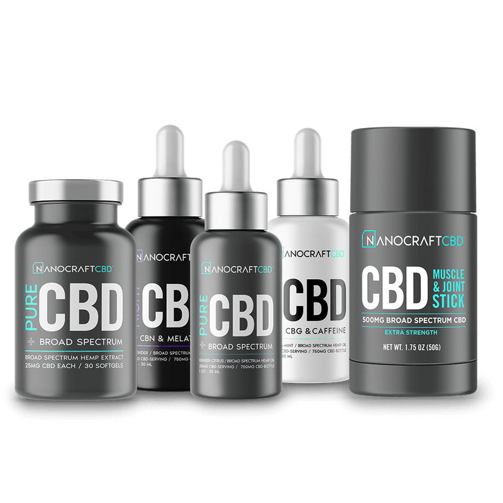 NANOCRAFT ULTIMATE CBD BUNDLE