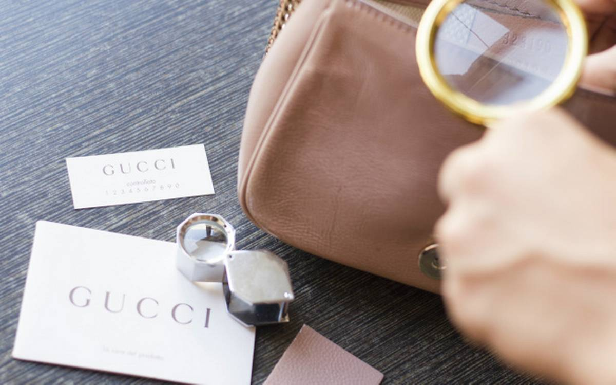 5 Ways to Spot a Fake Designer Bag
