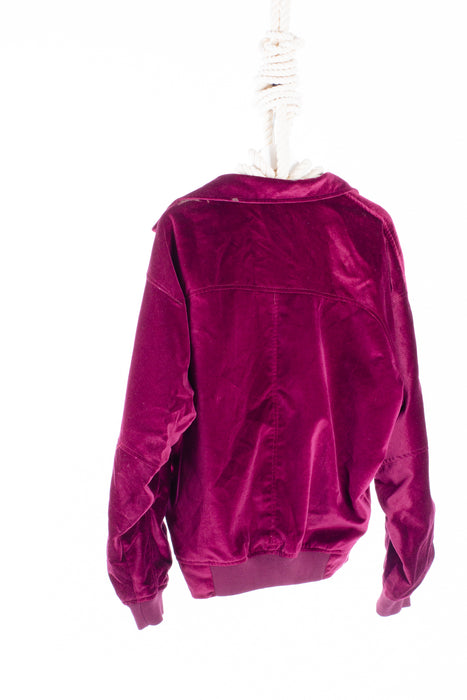 REPRESENT Velour bomber jacket XL