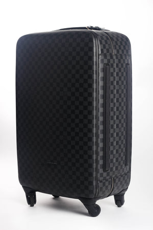 Louis Vuitton Damier Graphite Canvas Zephyr 70 Rolling Suitcase Luggage