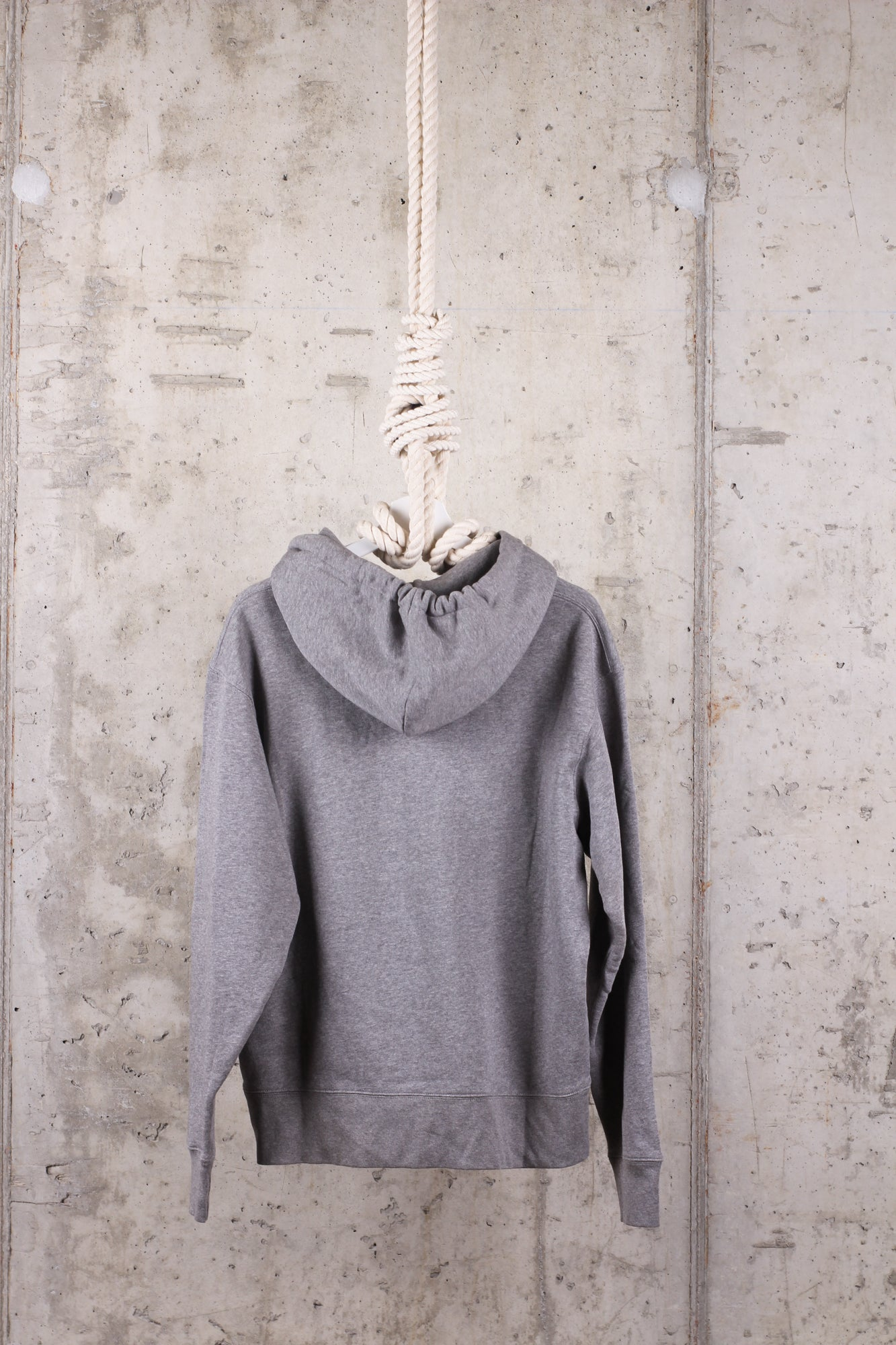 ACNE Studios Ferris face Oversized Cotton Hoodie - Size Large