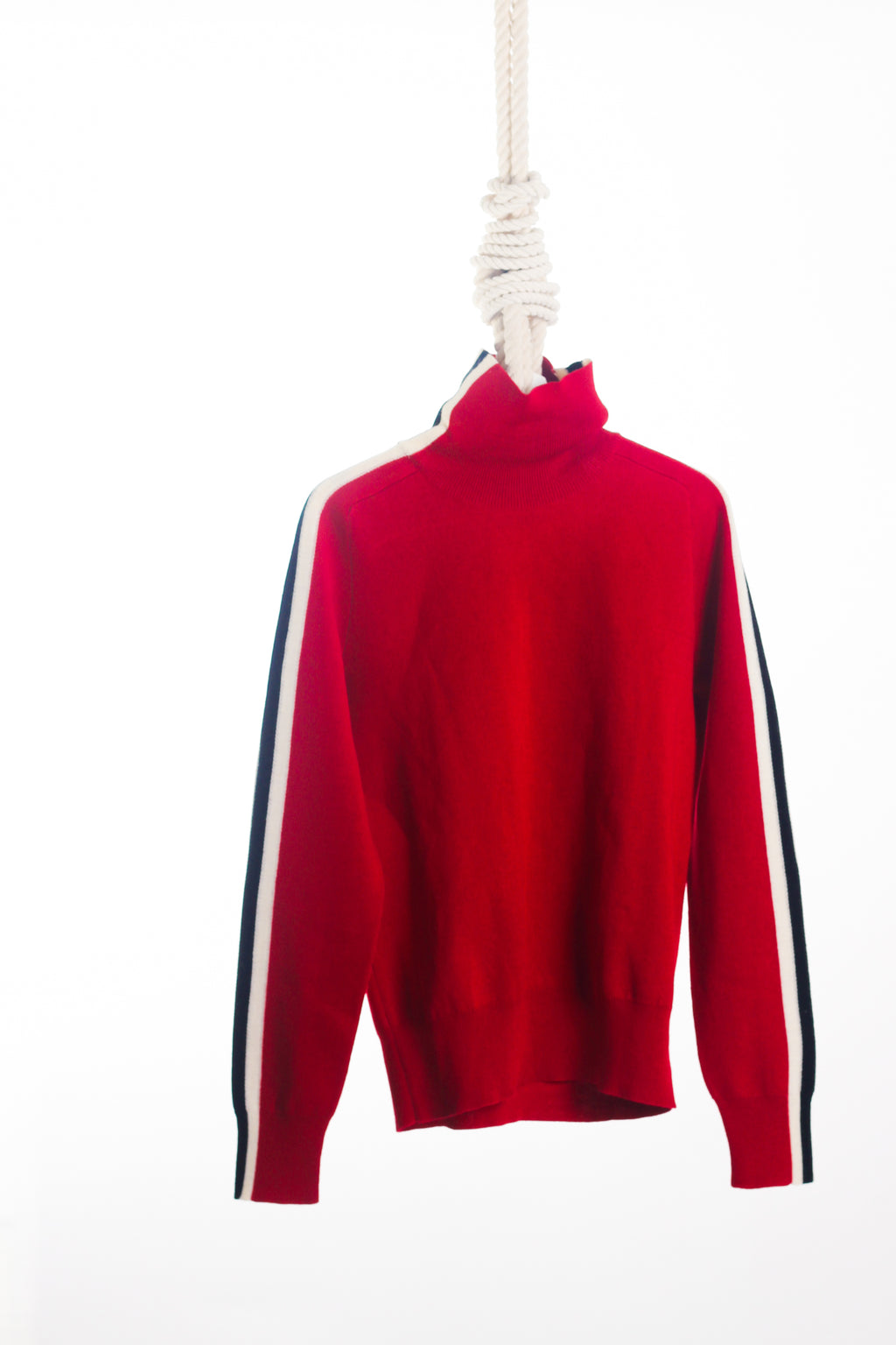 DSQUARED2 Red Ski turtleneck jumper - Size L