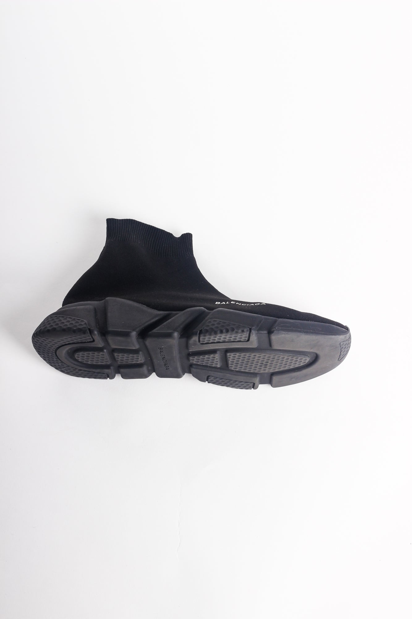BALENCIAGA KNIT SPEED TRAINERS