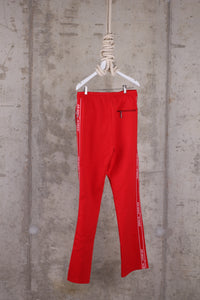 Off White Track Red Pants : Size Large