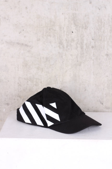 OFFWHITE Black Baseball Cap - One Size