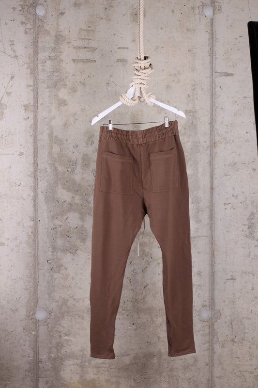 REPRESENT Mens Brown Joggers - Size M