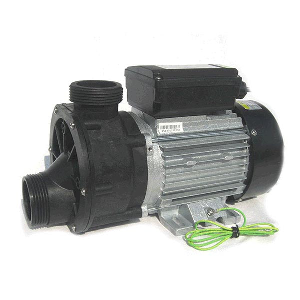 "DH 1 Circ pump - LX DH1.0 Whirlpool Pump - Single Speed 1.0hp - 1.5"" Suction"
