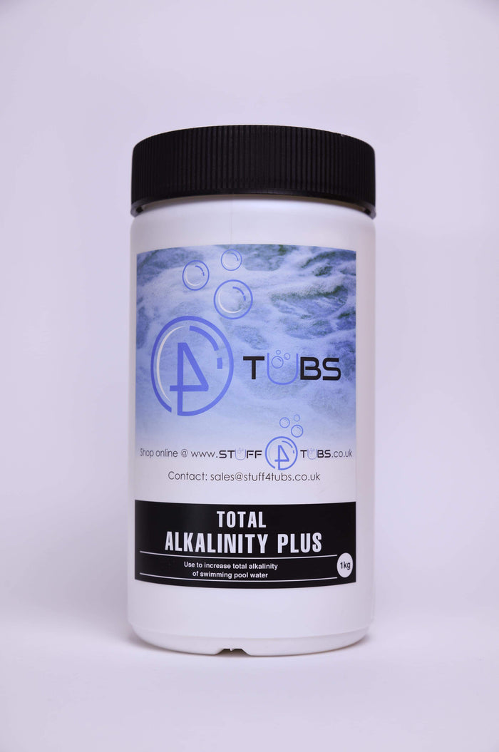 Alkalinity builder 1kg TA PLUS