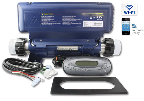 Gecko IN.YE 5 / IN.K450 system Bundle  inc free shipping mainland uk only