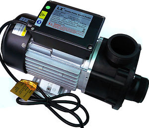 "LX JA50 Circ Pump - Single Speed 0.5hp - 1.5"" Suction"