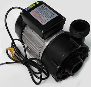 "LX WTC50M Circulation Pump - Single Speed - 0.33hp - 1.5"" suction - side discharge"