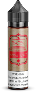 Apple Spice Tea | Vape Juices and E-Liquids | Vape Juice | E-Liquids | E-Cigarettes | Tea Time Eliquid Co.