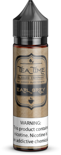 Earl Grey Tea | Vape Juices and E-Liquids | Vape Juice | E-Liquids | E-Cigarettes | Tea Time Eliquid Co.