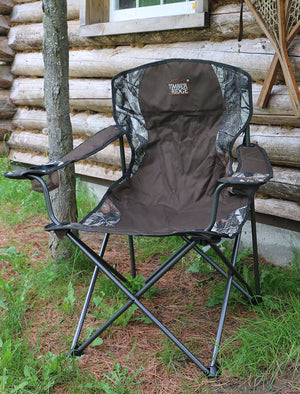 Timber Ridge Folding Deer Camp Chair