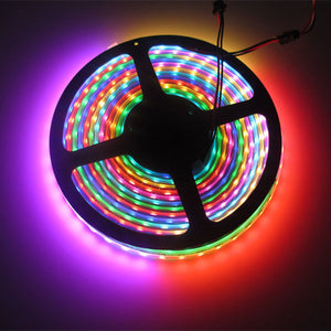 Led strip lighting mtc canada led lights a set of 3 units 1led strip 5m roll rgb 2 a power aloadofball Images