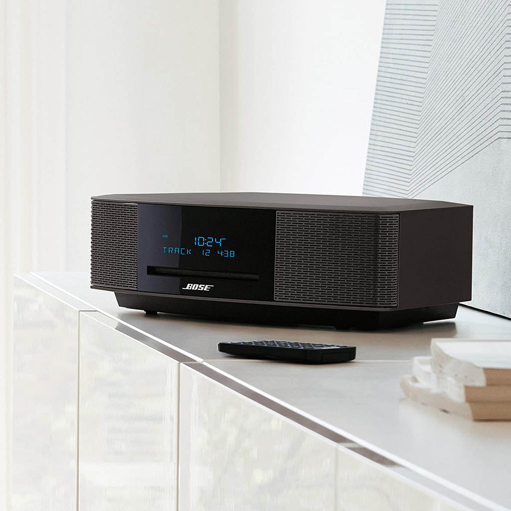 chaine bose wave music system