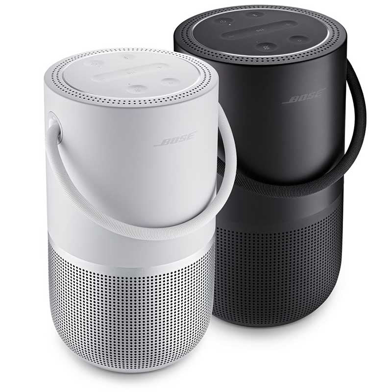 Enceinte Connectée et bluetooth Bose portable home speaker