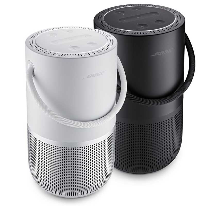 Enceinte portable connectée Bose home speaker