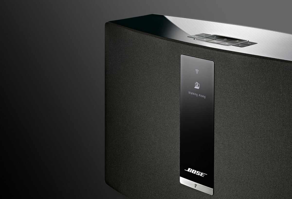 enceinte bose soundtouch 20 wifi serie 3 audio connect. Black Bedroom Furniture Sets. Home Design Ideas