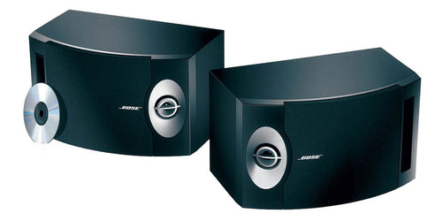 Bose Enceinte Enceintes stéréo Direct/Reflecting® 201®