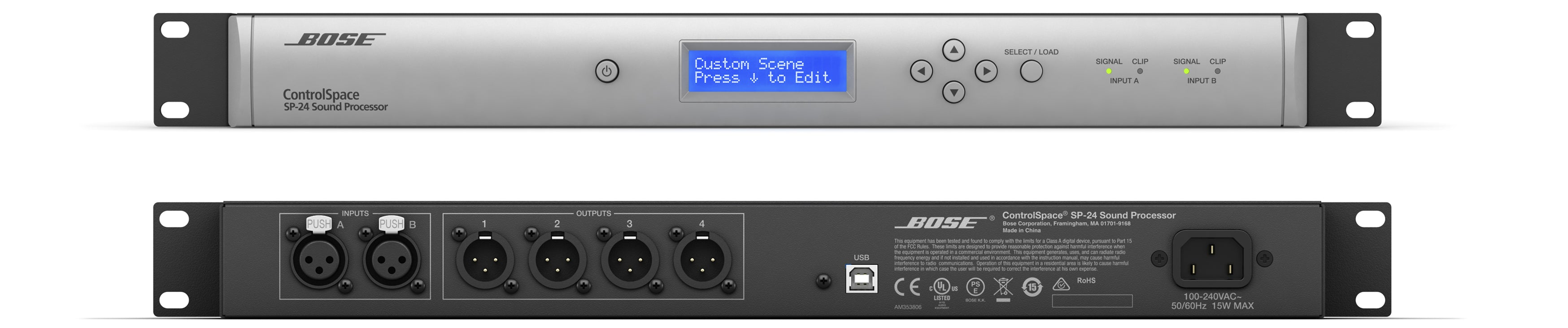 bose control space sp-24