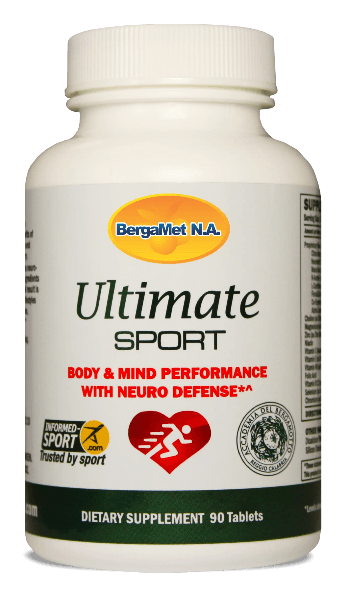 BergaMet ULTIMATE SPORT - Citrus Bergamot SuperFruit™ - BergaMet North America