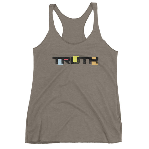 Truth Women's Racerback Tank