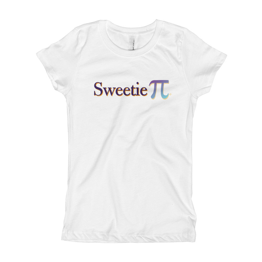 Sweetie Pi - Girl's T-Shirt