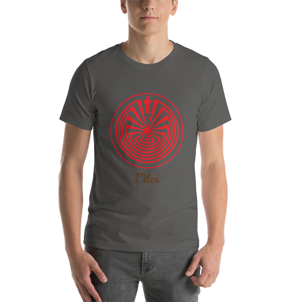 I'itoi - The Man in the Maze Unisex T-Shirt