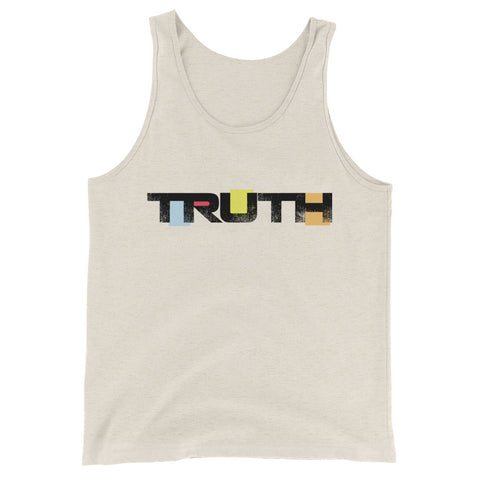 Truth - Unisex Tank Top