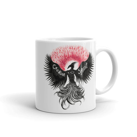 Fiery Creative Spirit Mug