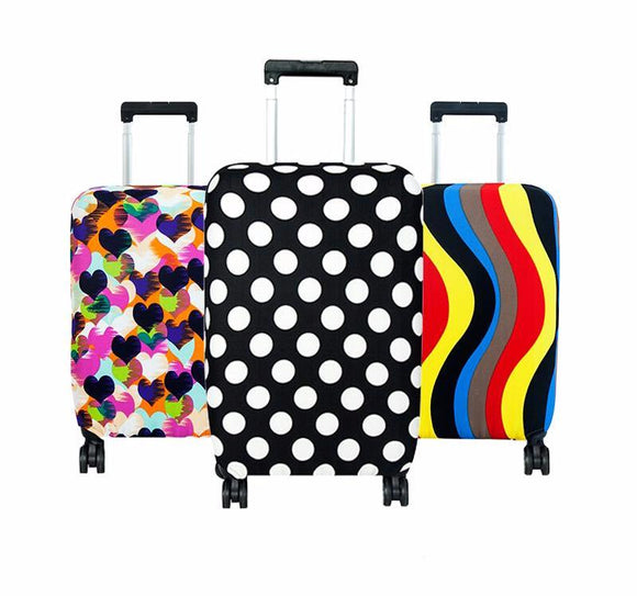 New Suitcase Luggage Protective Cover - Cover for Trolley Trunk Suitcase Applies to 18-30 inch
