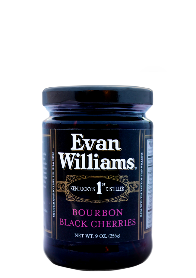 Evan Williams Black Cherries