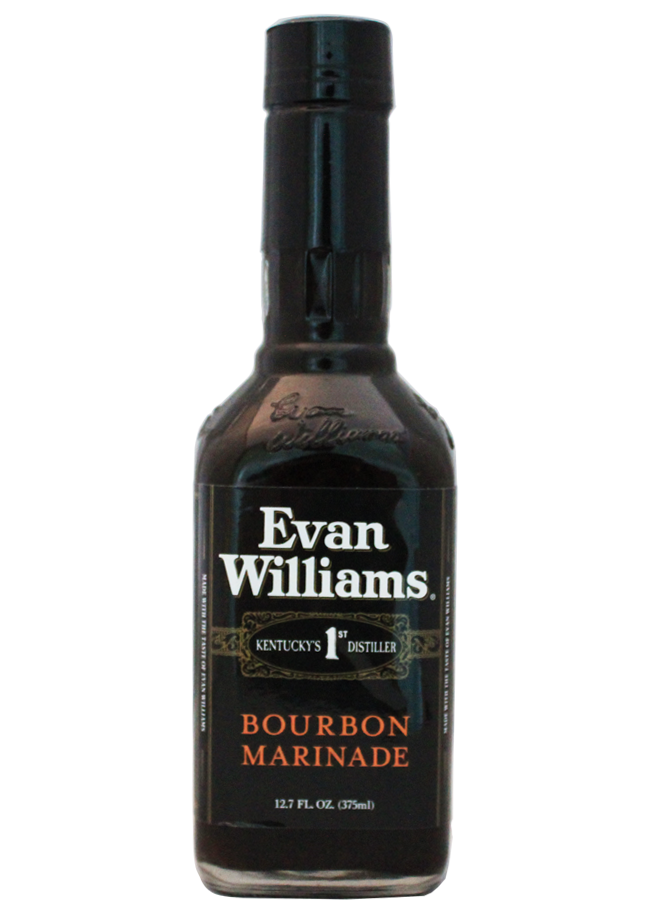 Evan Williams Bourbon Marinade