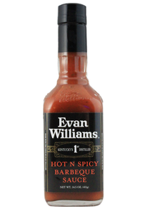 Evan Williams Hot-N-Spicy Barbeque Sauce
