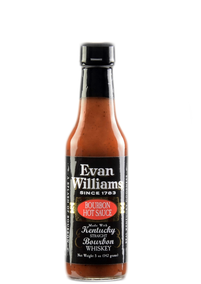 Evan Williams Hot Sauce