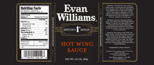 Evan Williams Hot Wing Sauce