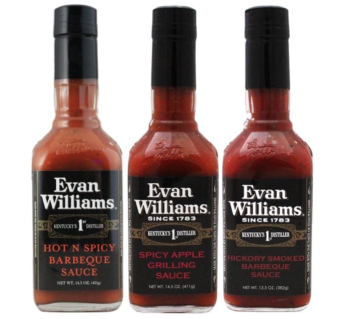 Evan Williams BBQ Bundle