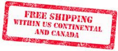 Free Shipping in USA & Canada